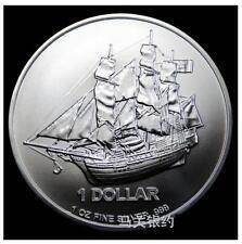 England 2015 Royal Battle Ship Silver .999 1oz (UNC)