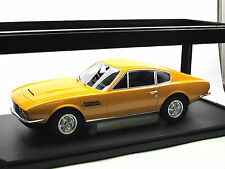 Cult Scale Models 1968 Aston Martin DBS yellow 1/18 Resine
