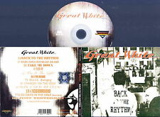 GREAT WHITE - Back To The Rhythm (2007) CD Digipack Nuovo