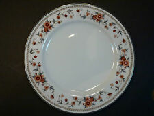 Sheffield Fine China, Lot of 5 Dinner Plates, Anniversary,FREE SHIPPING, CH10011