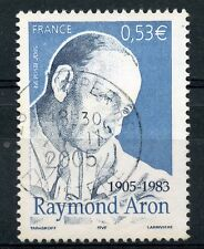 STAMP / TIMBRE FRANCE OBLITERE N° 3837 RAYMOND ARON