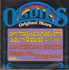 """7"""" John Fred And His Playboy Band Judy In Disguise / American Breed (Oldie)"""