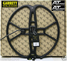 """New NEL ATTACK 15""""x15"""" DD search coil for Garrett AT PRO + coil cover + fix bolt"""