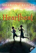 HEARTBEAT Sharon Creech BRAND NEW BOOK Case Fresh GIFT QUALITY! Best EBAY Price!