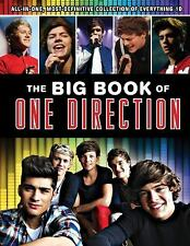 The Big Book of One Direction by Triumph Books Staff (2012)-Free Shipping
