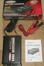 Smart 7-stage Battery charger, 12v 5A
