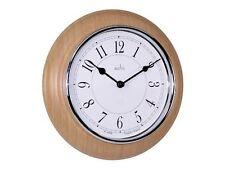 Acctim 24581 Newton Orologio da parete in legno chiaro