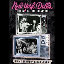 DVD:LOOKING FINE ON TV - NEW YORK DOLLS - NEW Region 2 UK