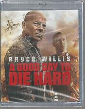 A Good Day To Die Hard (Blu-ray, 2013, Blu-ray Only Version)