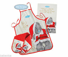 Official Me To You Christmas Tatty Teddy Oven Gloves, Apron & Tea Towel Xmas Set