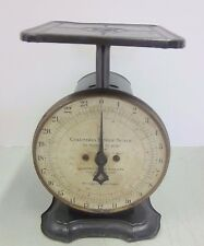 Columbia Family Scale 24 lbs. by Ounces Landers Frary & Clark New Britain USA