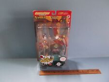 Game Pro Sinder Series 1 Figure from Video Game Cell Damage w/Different Weapons