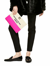 Kate Spade Georgie Call To Action Stepping Out For Lunch #Manipedi Clutch $98