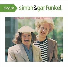Playlist Simon And Garfunkel's Greatest Hits New CD Sealed Free Shipping