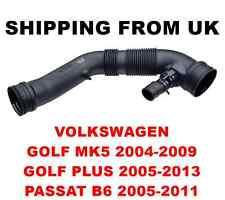AIR FILTER INTAKE PIPE HOSE VW GOLF MK5 PLUS PASSAT B6 1.6 75KW 102HP 1K0129684