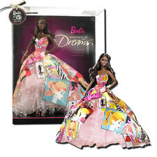 Barbie Generations of Dreams African American 11-Inch Barbie Doll P7940