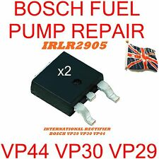 2 x  Bosch VP44 VP30 VP29 Injection Fuel Pump Repair Transistors IRLR2905