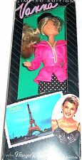 Vanna White Doll 1990s HSN Paris Fashions Limited Edition