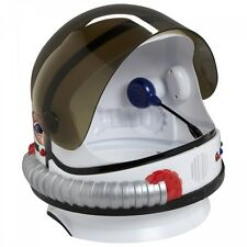 Kids Astronaut Helmet NASA Space Suit Costume Acsry Halloween Fancy Dress