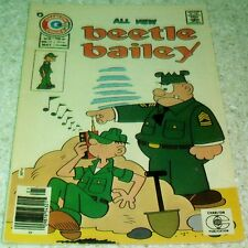 Beetle Bailey 116, VF+ (8.5) 1976 Charlton!
