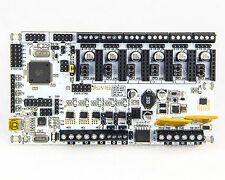 [3DMakerWorld] RepRapDiscount RUMBA Control Board With 5 DRV8825 Stepper Drivers