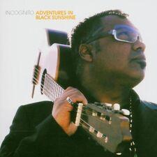 """INCOGNITO """"ADVENTURES IN BLACK SUNSHINE""""  CD NEU"""