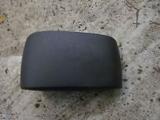 FORD MONDEO MK4 MODELS 2007 - 2014 DARK GREY LEATHER CENTRE CONSOLE FLIP TOP LID