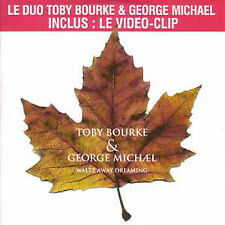 ★☆★ CD Single George MICHAEL & Toby Bourke Waltz away dreaming 3-track CARD  ★☆★