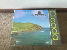 Brand New in Box Elanview Cicada Quadcopter with HD Camera for iOS & Android!!