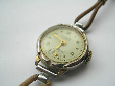 Vintage Cimier Swiss Ladies 5 Jewels Anti Magnetic WristWatch