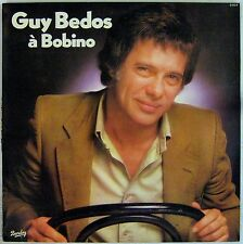 Guy Bedos 33 tours A Bobino