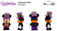"DISNEY VINYLMATION 3"" HALLOWEEN 2014 MICKEY MOUSE HOLIDAY COLLECTIBLE TOY FIGURE"