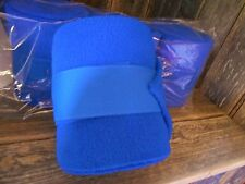 VAC'S DELUXE POLO BANDAGES-MADE IN USA-4X72 EXTRA THICK HORSE LEG WRAPS-ROYAL  4