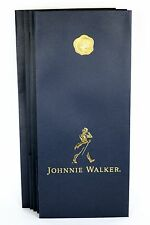 Johnnie Walker Blue Label Scotch Whisky Gift Bag New - Bags Only (Lot of 5!!)