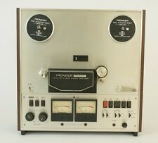 PIONEER RT-1011L / Reel to reel tape deck recorder / Magnétophone à bandes