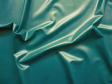 Latex Rubber .45mm Thick, 92cm Wide, Forest Green, Seconds