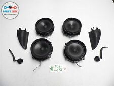 10-12 LAND ROVER LR4 SPEAKERS SET FRONT REAR DOOR SPEAKER HARMAN KARDON OEM