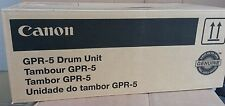 Genuine Canon GPR-5 Black Drum for IRC2020 IRC2058 IRC2100 IRC2105. 4230A004AA