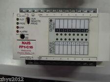1pcs Used Panasonic NAIS PLC FP1-C16 CONTROL UNIT Tested