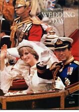 """The Wedding Day"" of ""The Prince and Princess of Wales"" - Rare Find!"