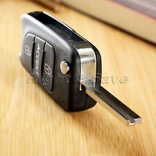 Flip Remote Car Key Fob Case Shell Uncut Blade for HYUNDAI Accent Replacement