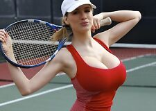 Jordan Carver - 10 Dvd's - Super Busty Model - Dvd Lingerie - Huge Boobs -