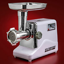 3 SPEED TURBOFORCE 3000 SERIES ELECTRIC MEAT GRINDER - 3 YEAR 100% GUARANTEE!!!