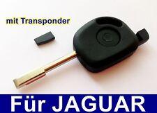 Ébauche de Clé Boîtier avec le/la Crypto Transpondeur Pour JAGUAR S – TYPE