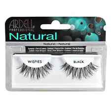 10 Pack Ardell InvisiBrand Eye Lash Wispies Black