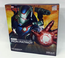 IRON PATRIOT 1/12 Iron Man Play Imaginative Super Alloy Diecast Action Figure