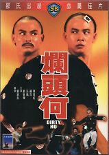 Dirty Ho (1979) DVD [NON-USA REGION 3] IVL English Subs Shaw Brothers + Slipcase