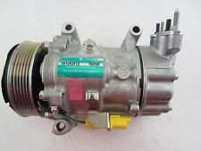 Mini Cooper Base S Clubman AC A/C Compressor With Clutch Sanden Remanufactured