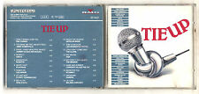 Cd TIE UP Compilation – 1990 1 ed no barcode Tina Turner Roxette Johnny Clegg