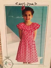 The Party Frock Dress Girls Size 4-14 Cute!